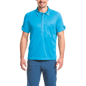 Maier Sports Fresh Polo Homme, hawaiian ocean